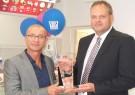 Baskin Robbins receives Compare The Financial Markets Award